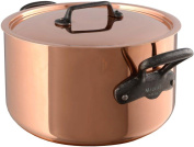 Mauviel Copper 1830 654503 Copper/Stainless Steel 28 cm