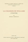 La Chanson de Willame