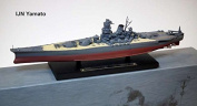 Japanese Battleship Yamato - 1:1250 Scale Model