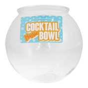 Ardisle Plastic Cocktail Fish Bowl 15cm Fishbowl Drinking Games Party Globe Punch