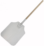 Pizza Peel - 30cm x 36cm - 90cm - Pizza Oven Peel, Pizza Paddle, Pizza Lifter by Non Consumables