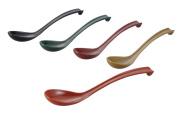 32784 5 colours of ramen bowl spoon