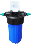 AquaHouse High Capacity Pond Dechlorinator, Chlorine removal Water filter for fish ponds for reducting Chlorine and chemicals in tap water