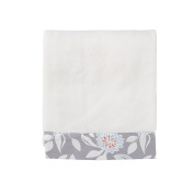 Balboa Baby Simply Soft Blanket, Grey Dahlia