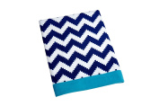 Happy Chic Baby Jonathan Adler Party Whale Blanket, Blue/White