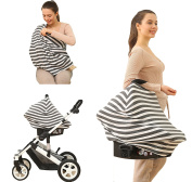 Baby Car Seat Cover canopy nursing and breastfeeding cover