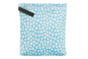 Buttons Cloth Nappies Waterproof Washable Reusable Zippered Laundry Wet Bag