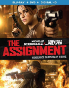 The Assignment [Region 1] [Blu-ray]