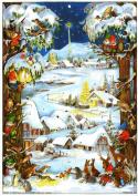 Sellmer Dwarfs in the Snow Advent Calendar