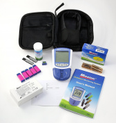 Mission 3-in-1 Cholesterol Metre Starter Pack