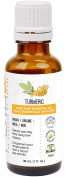 Turmeric Essential Oil 30 ml (1 fl. Oz.) - GCMS Tested, 100% Pure, Undiluted and Therapeutic Grade