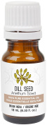 Dill Seed Essential Oil 10 ml (0.33 fl. Oz.) - GCMS Tested, 100% Pure, Undiluted and Therapeutic Grade