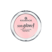 essence Soo Glow! Cream To Powder Highlighter, 20 Bright Up Your Life