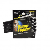 Bump Fighter Disposable Razors 4 Each
