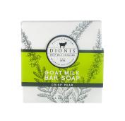 Dionis Goat Milk Skincare - Bar Soap, 80ml, Crisp Pear