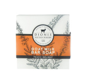 Dionis Goat Milk Skincare - Bar Soap, 80ml, Peach Delight