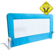 Tatkraft Guard Foldable Bed Rail Baby Safe Sleep 120X47X65cm Powder Coated Steel Plastic Polyester