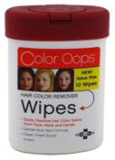 Developlus Colour Oops Hair Colour Remover Wipes 10'S