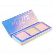 Lime Crime Hi-Lite Opals Palette. Iridescent Powder Trio- Highlighter Makeup for All Skintones.