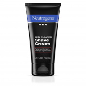 Neutrogena Men Skin Clearing Shave Cream, 150ml