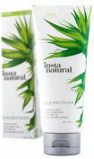 InstaNatural Acne Moisturiser for Face – Clearing & Moisturising Cream for Oily & Acne Prone Skin – Made With Salicylic Acid - Reduces Breakouts, Pimples & Blemishes - 100ml