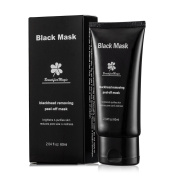 Blackhead Remover Purifying Skin Soft Charcoal Black Peel off Mask