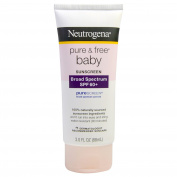 Neutrogena Pure & Free Baby Sunscreen Lotion - SPF 60 - 90ml