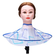 Binmer(TM) Adult Cutting Hair Waterproof Cloth Salon Barber Gown Cape Hairdressing Hairdresser Apron Hair Styling Tool