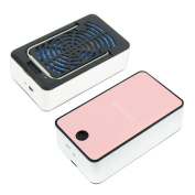New Portable Mini USB Rechargeable Hand Held Air Eyelashes Extension Cooler Fan