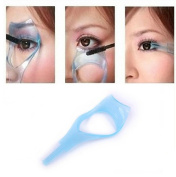 Aile Rabbit 3 in1 Eyelashes Guide Template Shaper Assistant Helper Tool Eyelash Comb Makeup