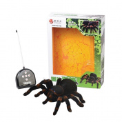 TelPal 4 Channel Electric Remote Control RC Spider, Tricky Scary Radio Control RC Tarantula Toys
