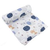 Soft Muslin Swaddle Blanket Bath Towel for Newborn Baby Toddler Kids Muslin Swaddle Blanket Best for Shower Gift