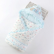 Lovely Baby Wrap Swaddle Blanket Soft and comfortable Combed Cotton