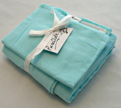 FREE PILLOW CASE and PureCloth Super Soft Cotton Baby/Toddler Everything Blanket for travel, school, crib bedding, stroller