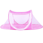 Topbeu Foldable Baby Crib Mosquito Net Tent Infant Mosquito Netting