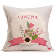Pillow Case,TOPUNDER Happy Mother's Day Sofa Bed Home Decoration Festival