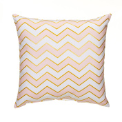 Glenna Jean Cottage Collection Audrey Pillow, Chevron