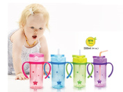 Star Magic Baby Straw Cup Bottle 300ml