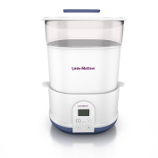 Little Matisse Multifunctional Intelligent Baby Bottle Steriliser and Dryer with Food Steamer and Custom Heat Function