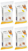 Medela Quick zVoBT Clean Breast Pump and Accessory Wipes, 24 Count