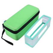 Anshinto Soft Cover & Storage Case Bag For Bose-Soundlink Mini I II 2 Bluetooth Speaker
