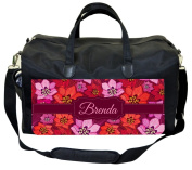 Flowers Customizable Nappy Bag