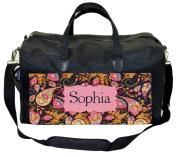 Paisley Customizable Nappy Bag