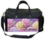 Flower Blossoms Customizable Nappy Bag
