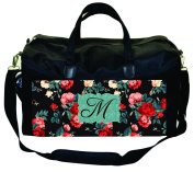 Floral Customizable Nappy Bag