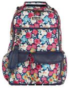 Itzy Ritzy Boss Nappy Bag Backpack, Posy Pop