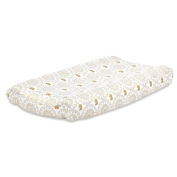 Little Peanut Gold Medallion and Elephant Changing Pad Cover by The Peanut Shell