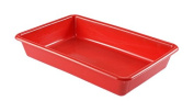 Gilac – Food Tray Flat 10 Litre Red