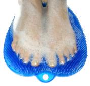 ZenGuru Shower Foot Scrubber Acupressure Massage Bath Mat