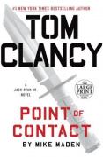 Tom Clancy Point of Contact - Large Print  [Large Print]